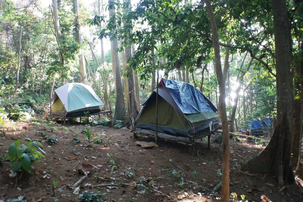 RainForest Camping, Perhentian Islands