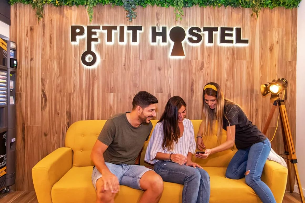 Petit Hostel Madrid Spain_2