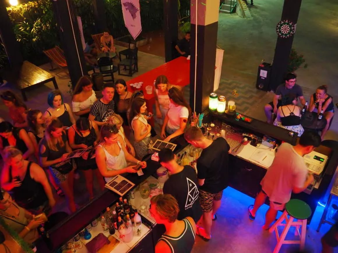 Playground Party Hostel Bangkok