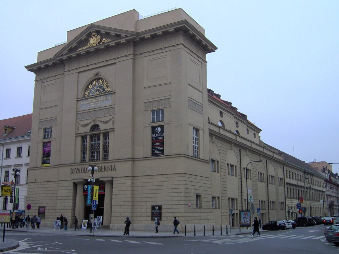 Prague Hybernia Theatre