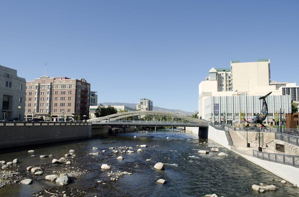 Riverwalk District Reno