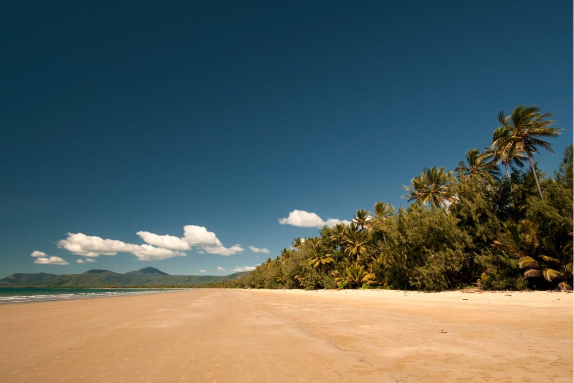 Four Mile Beach, Port Douglas 1