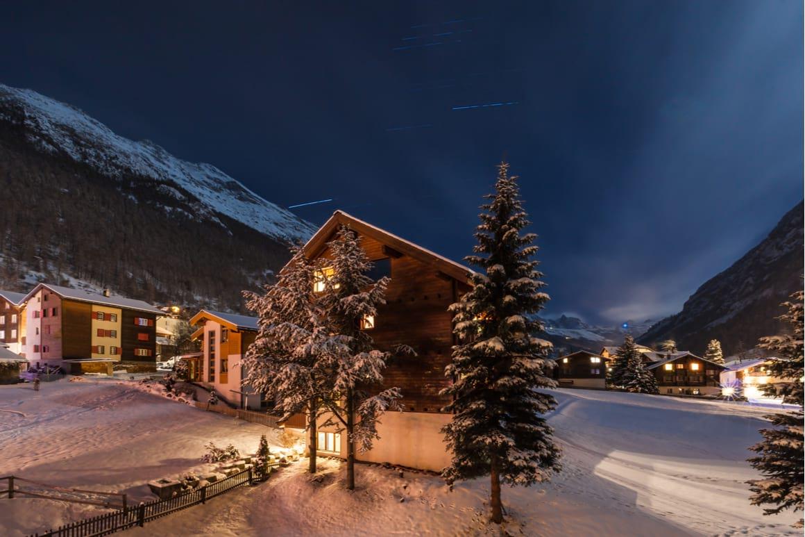 Tasch, Zermatt 1