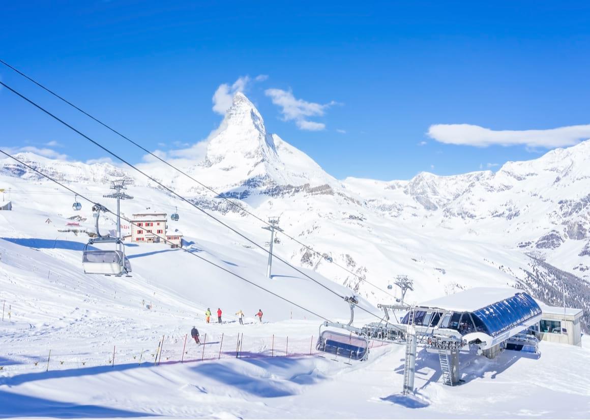 Zermatt Resort Area, Zermatt 2