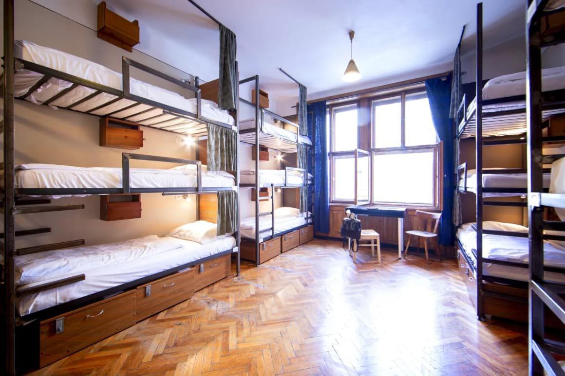 Sir Tobys Cheap Hostel Prague Czech Republic