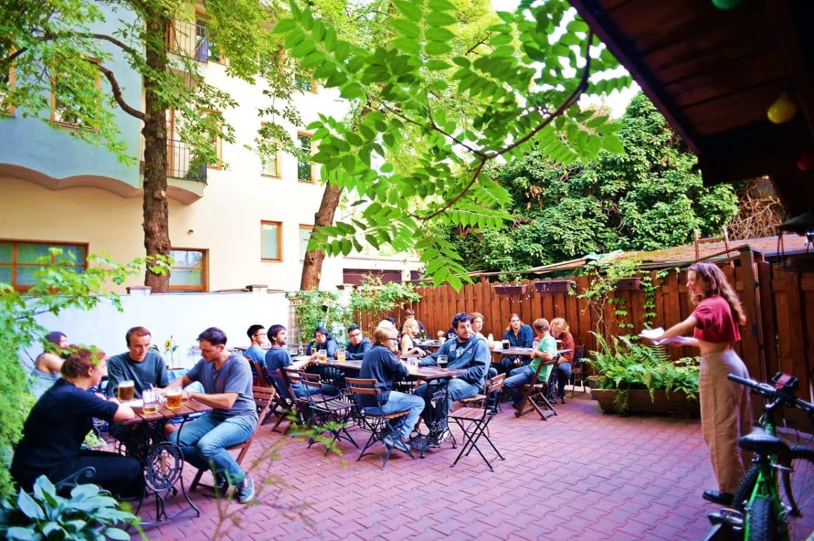 Sir Tobys Hostel Prague Czech Republic_2