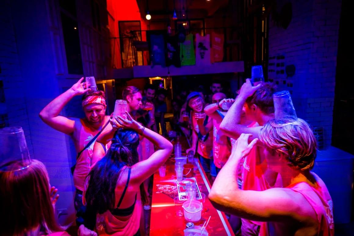 Slumber Party Hostel Bangkok