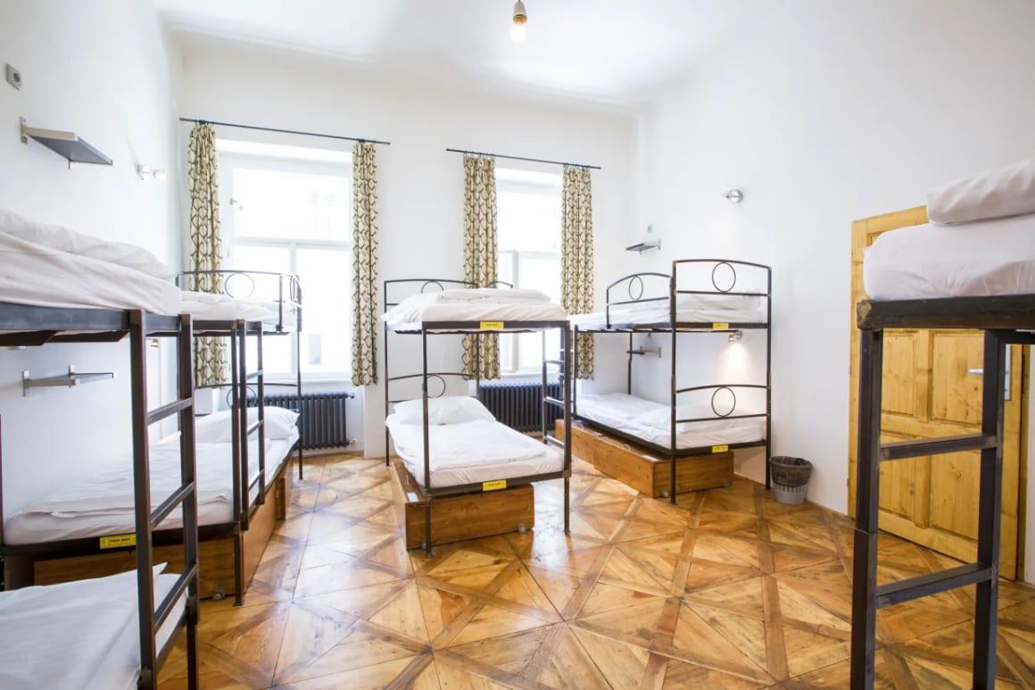 Sophies Hostel Prague Czech Republic