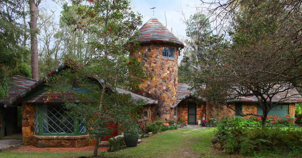 Storybook Castle Historic Home