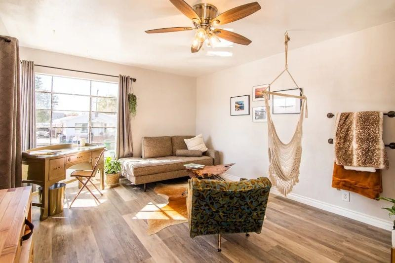The Middy, Airbnb