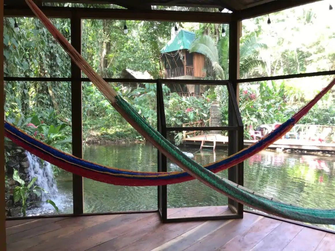 The Treetop at Pineapple Hill Belize