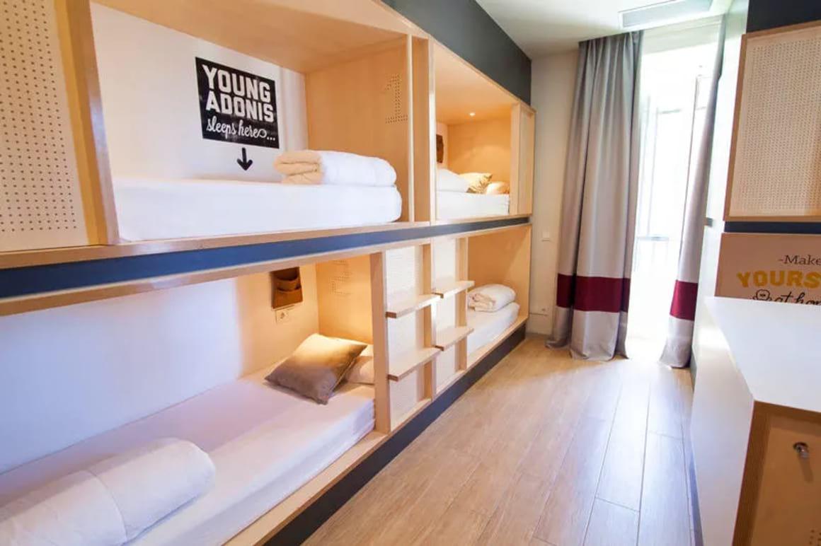 Toc Cheap Hostel Madrid