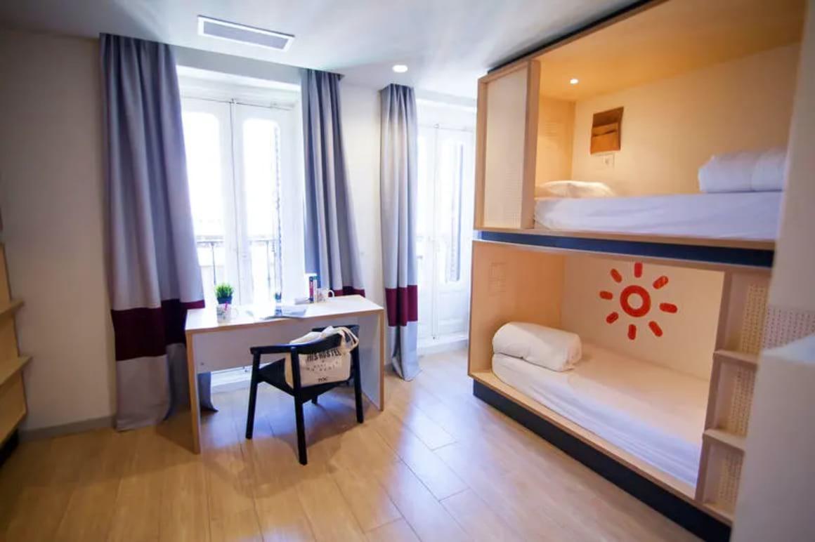 Toc Hostel Madrid Spain_2