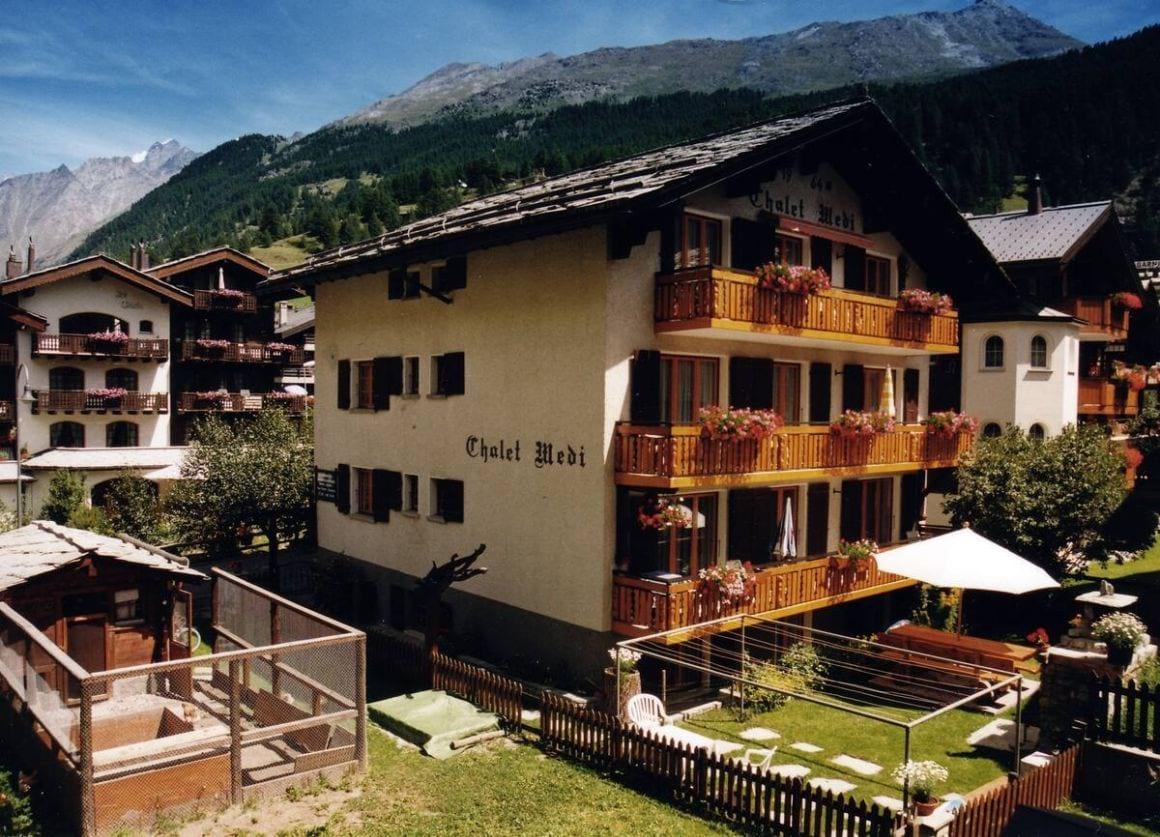 4 Bed Apartment, Zermatt