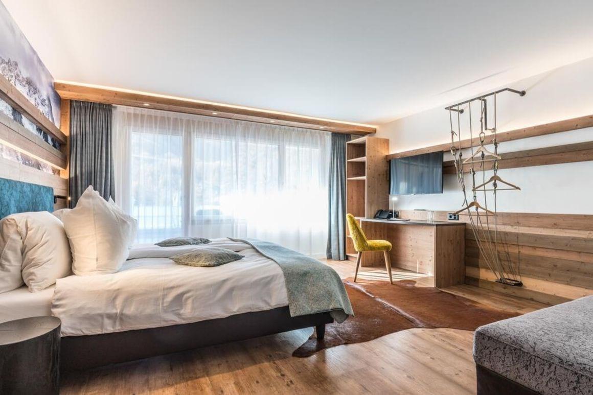Hotel Hemizeus and Iremia Spa, Zermatt