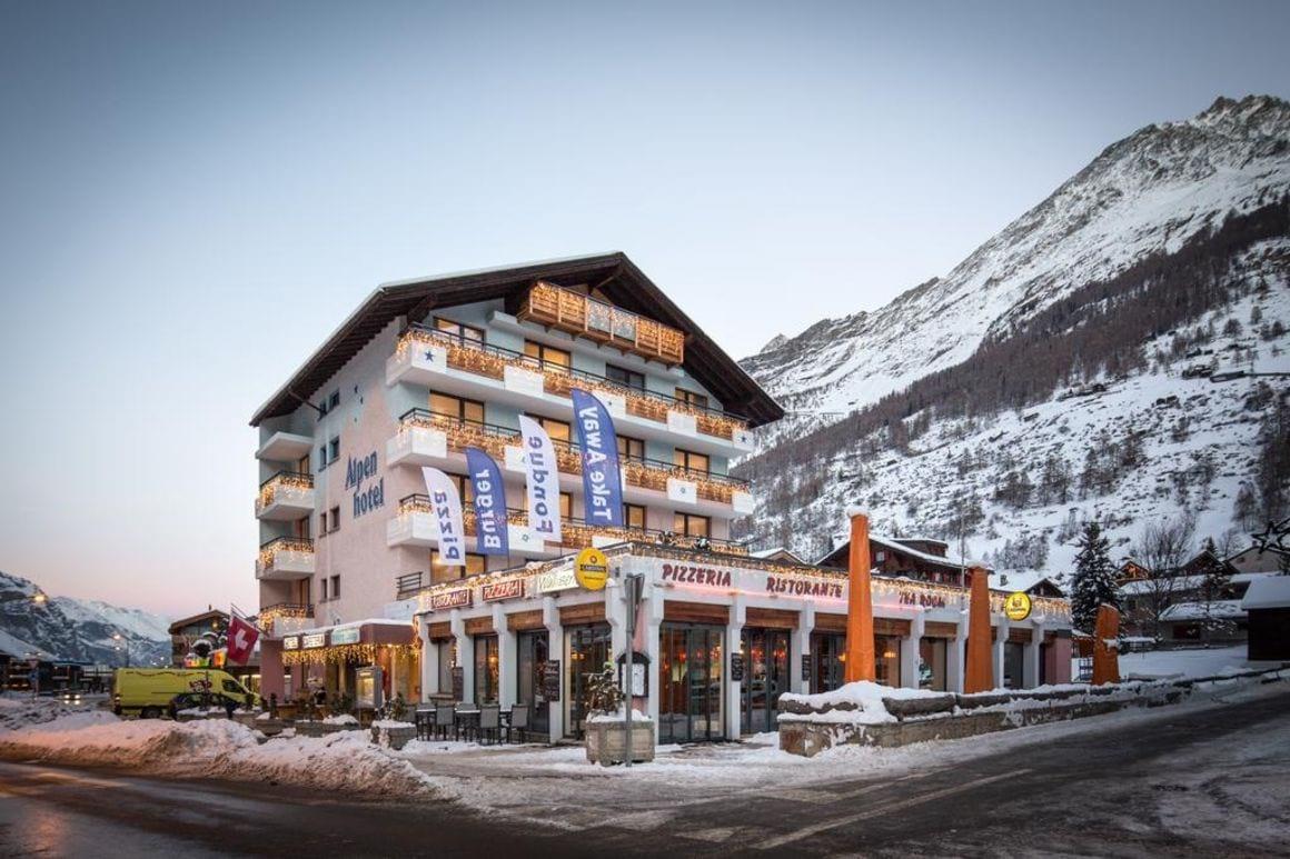 Matterhorn Inn, Zermatt