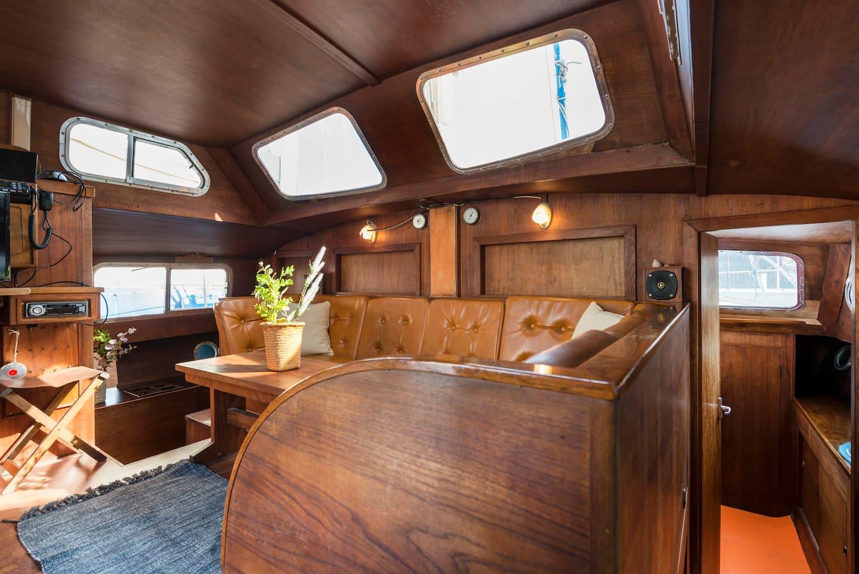 Classic Catamaran
