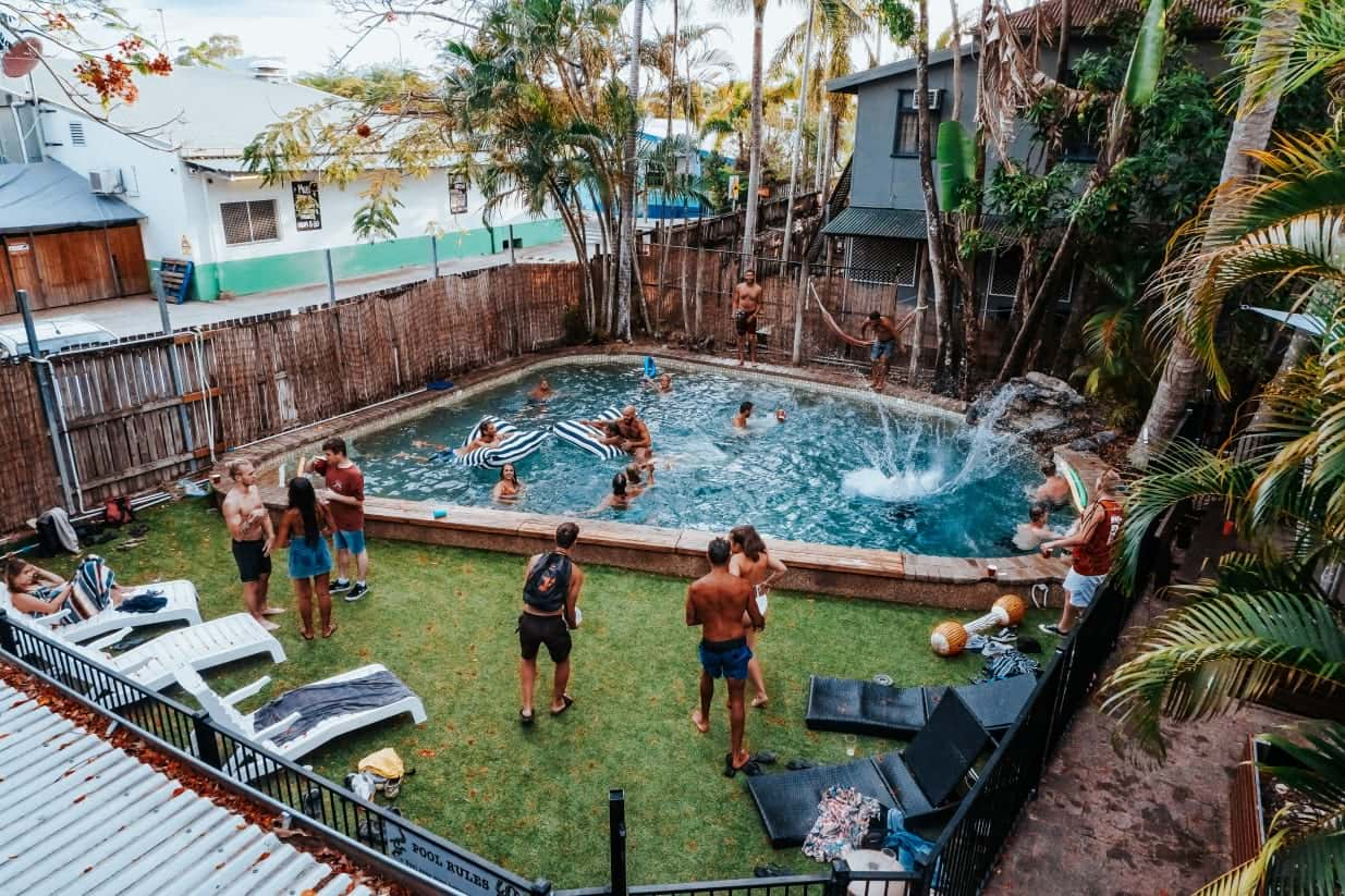 Why Not Backpackers, Great Barrier Reefs