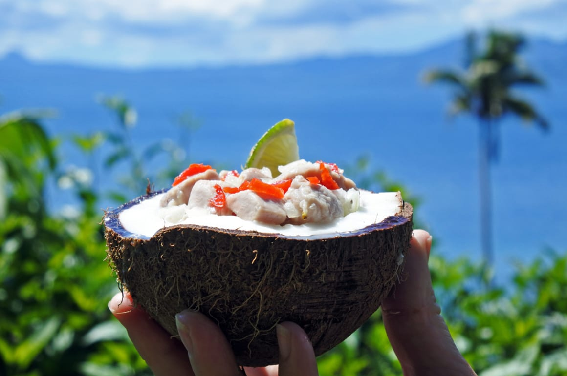 how much does food cost in Fiji