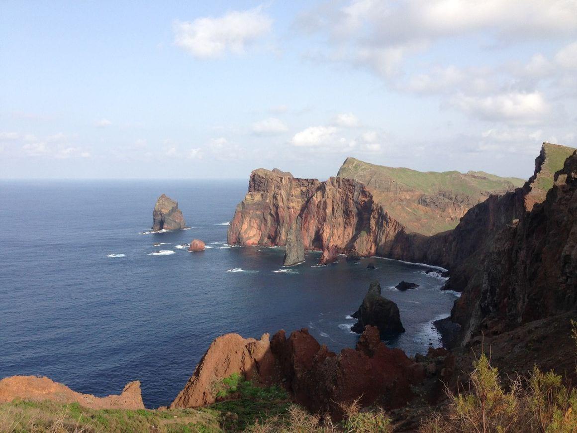 Madeira Funchal Clip