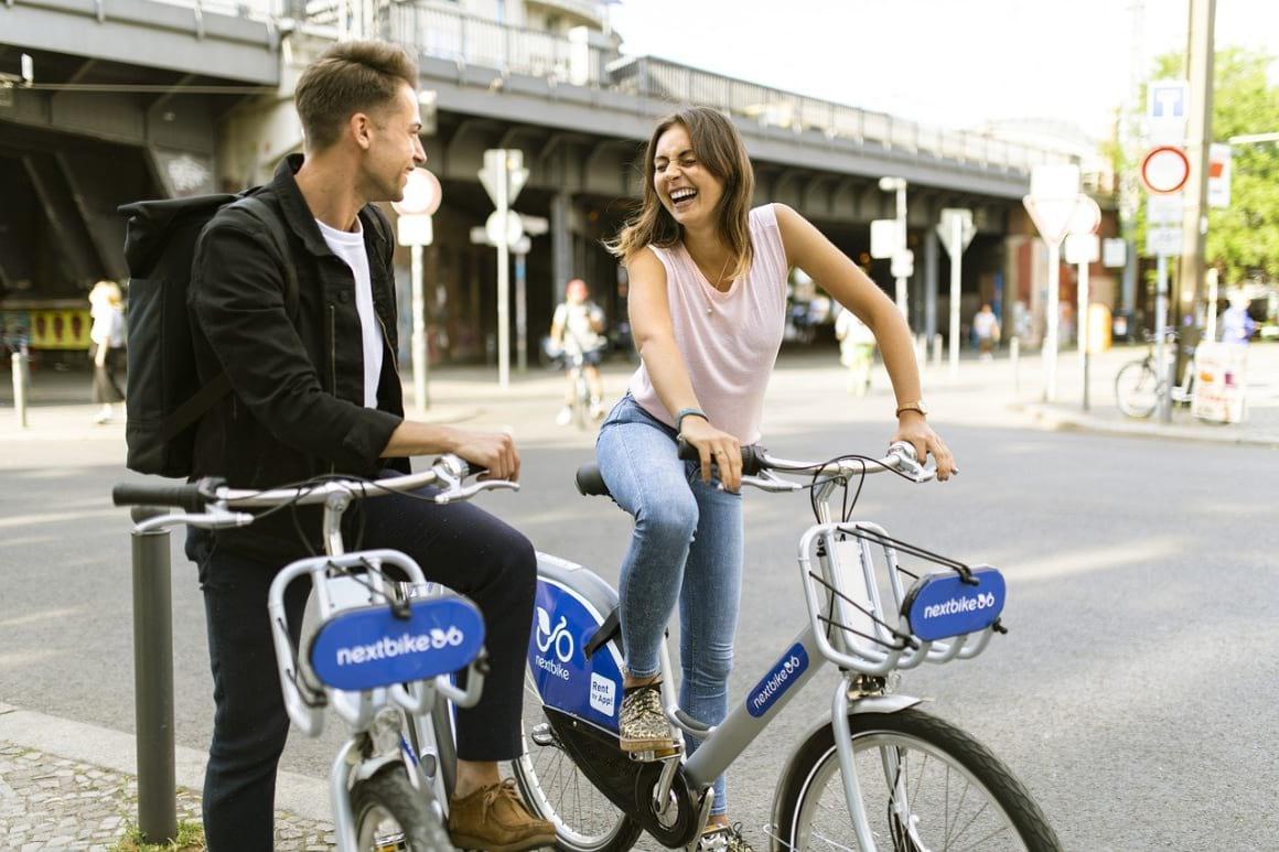 renting a bike in berlin