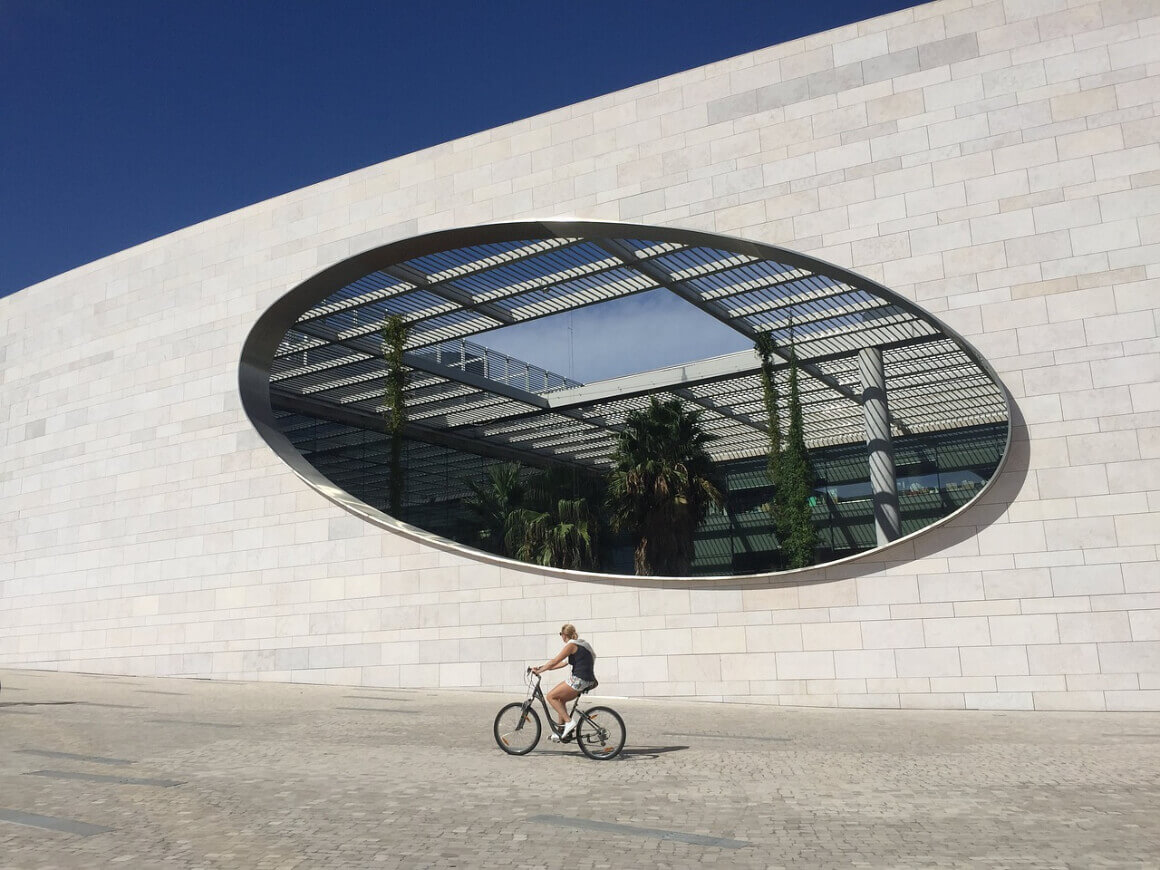 renting a bike in Lisbon