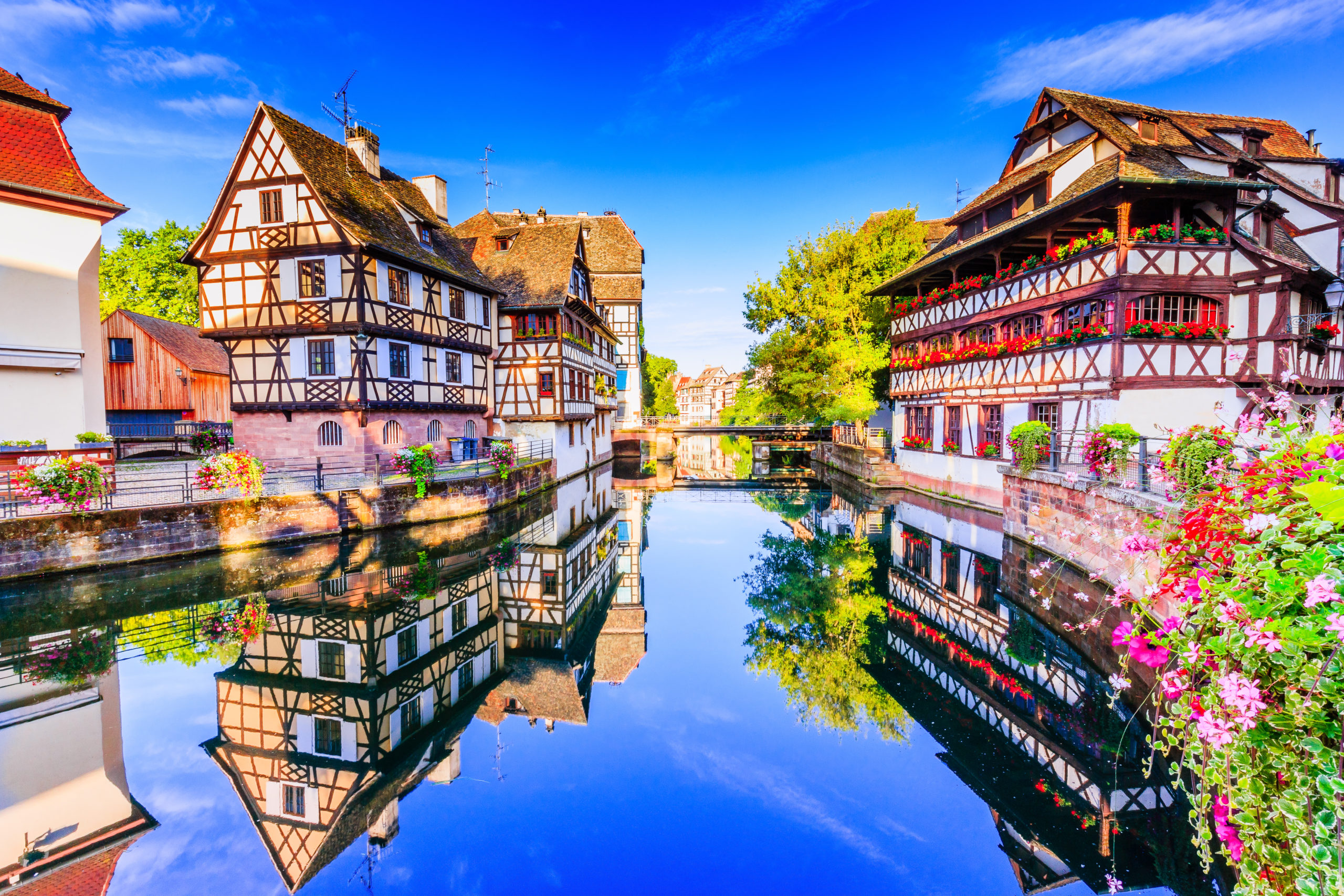 Strasbourg - It won't look like this in winter mind! Shutterstock By emperorcosar