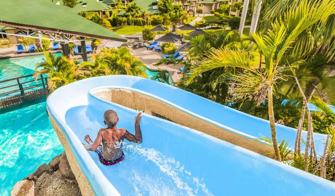 unique accommodation in Fiji