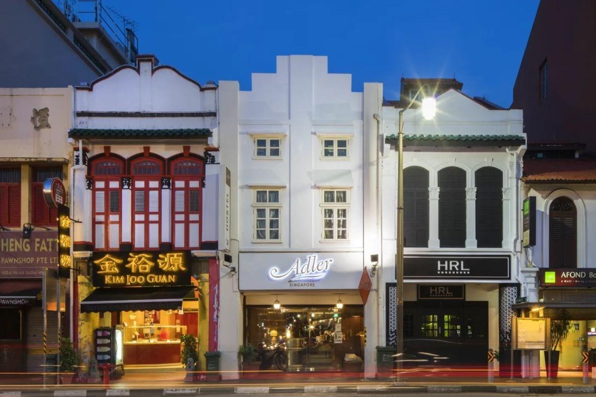 Adler Hostel Singapore