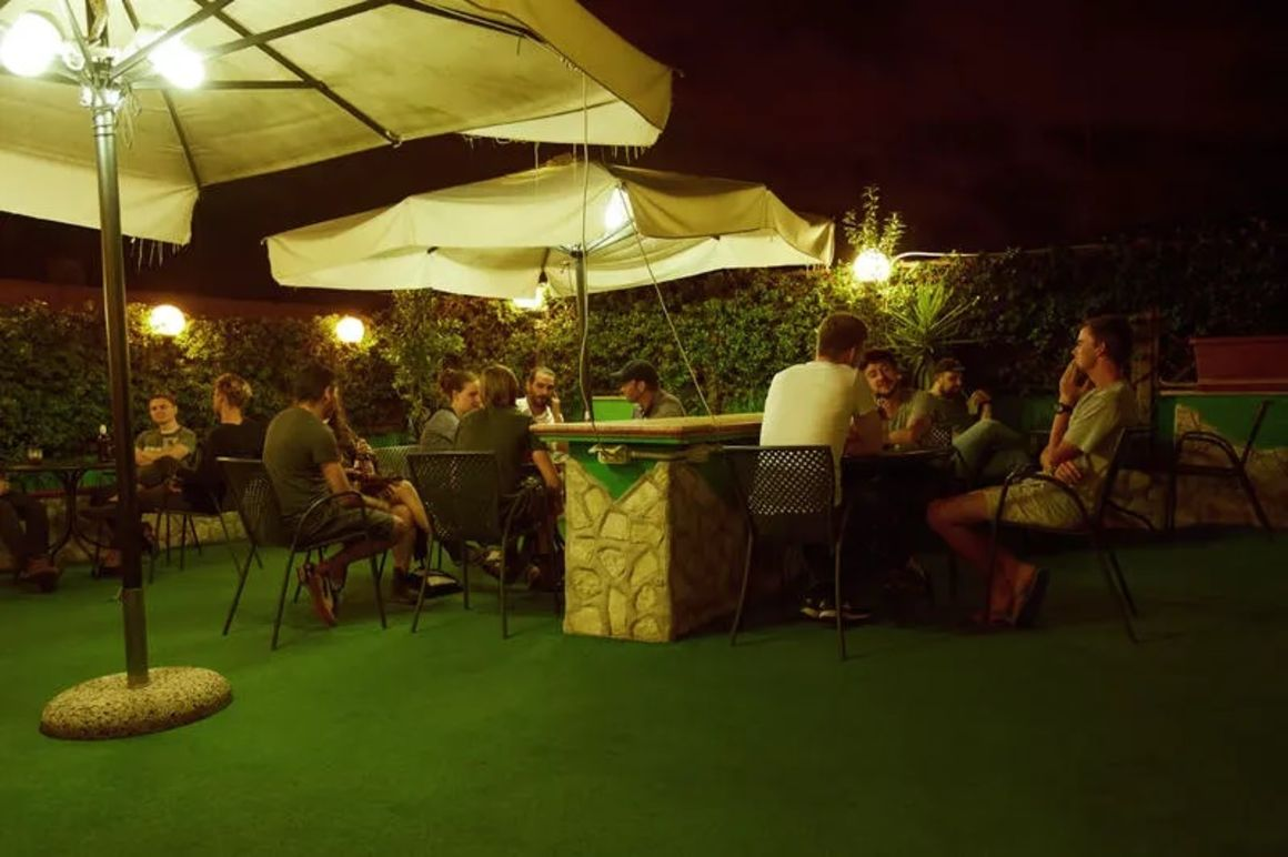 Alessandro Palace and Bar, Rome