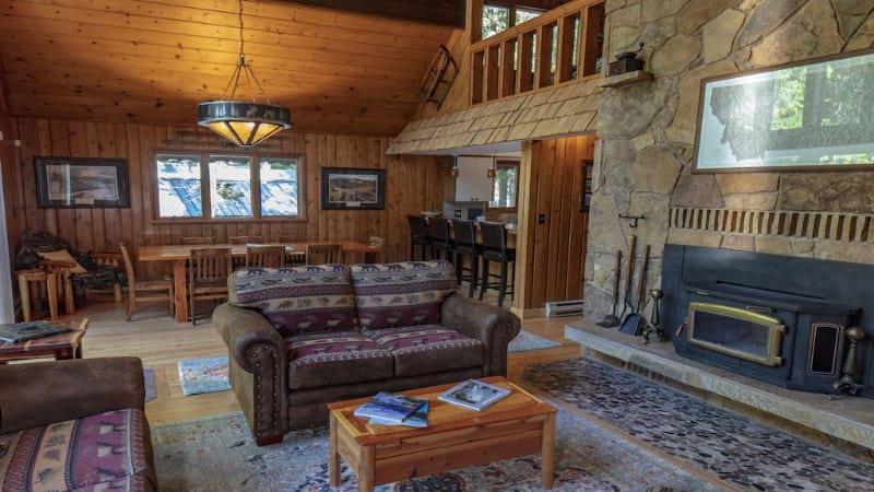 Apgar House Montana