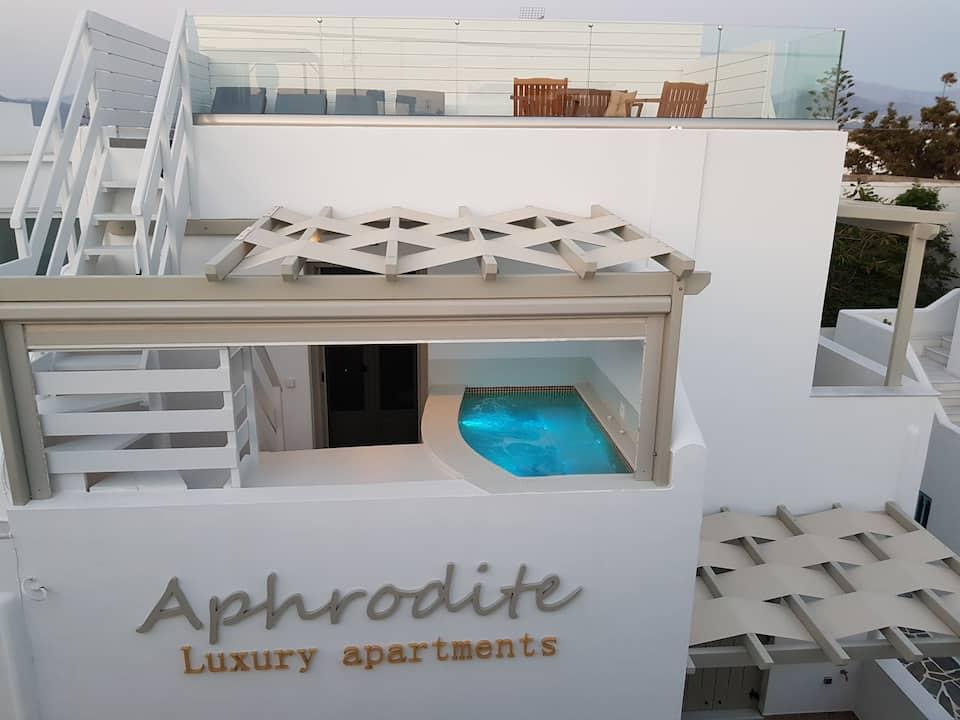 Aphrodite Deluxe Naxos