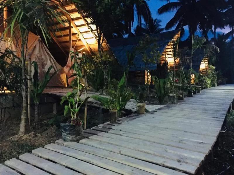 Balili Eco Glamping Palawan