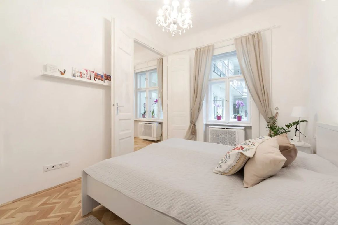 Budapest accommodation prices