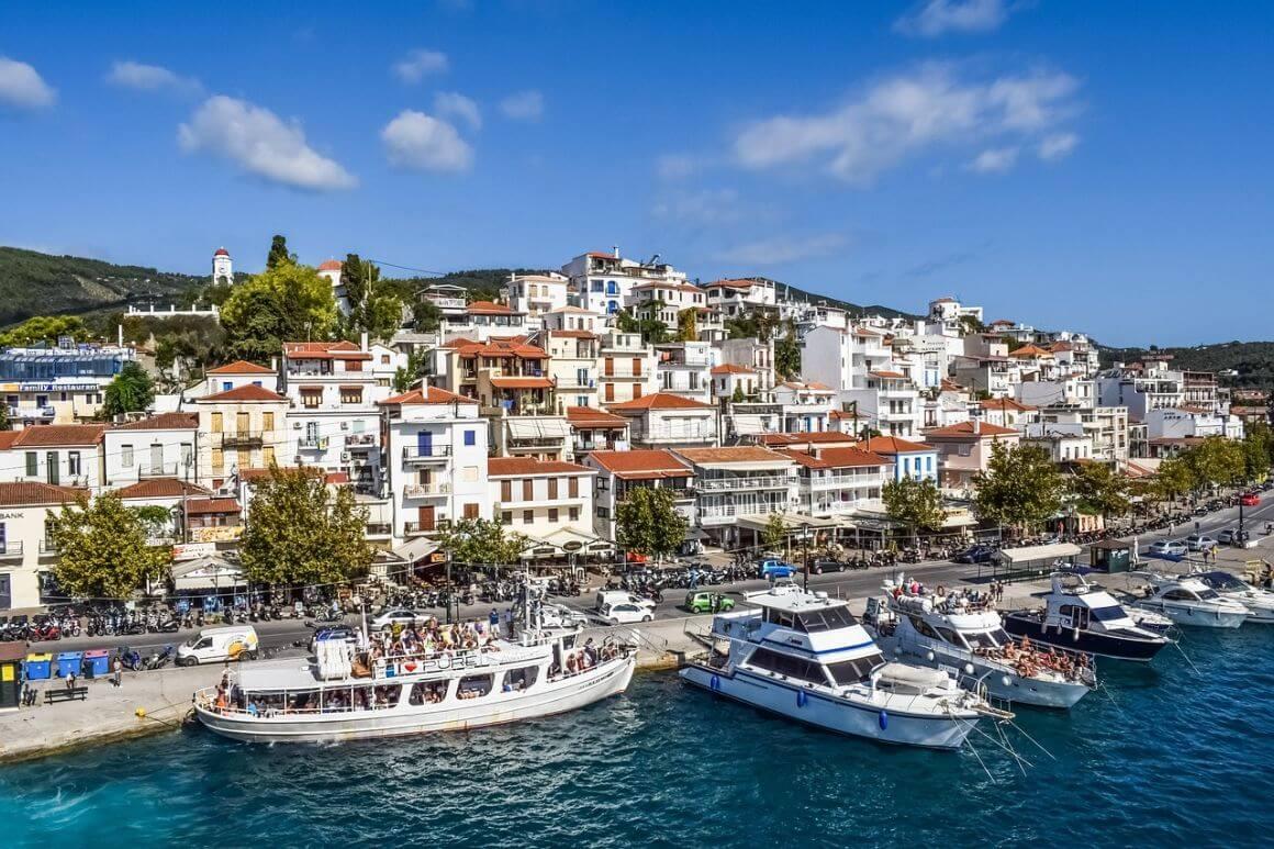Chora Greece