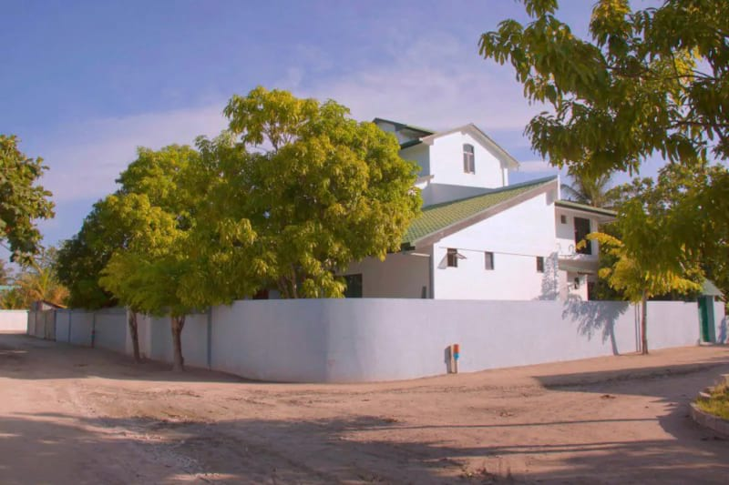 Dhebanveli Guest Villa Maldives