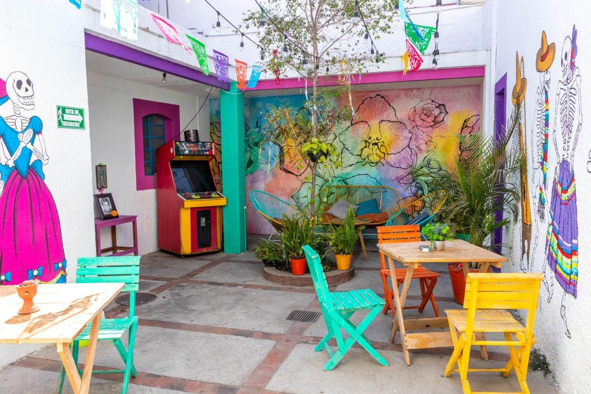 Hostal Casa Colores Guadalajara
