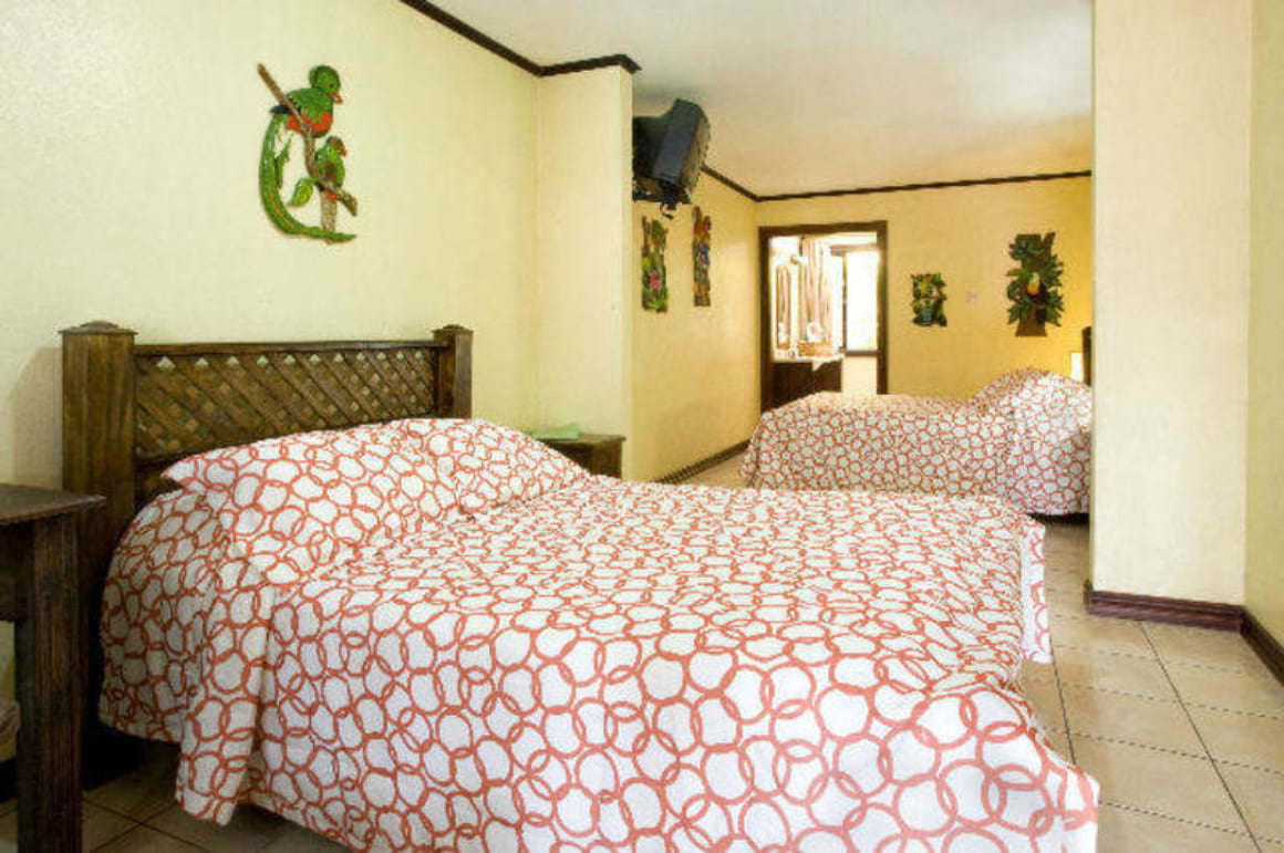 Hotel Pacande best hostels in Alajuela