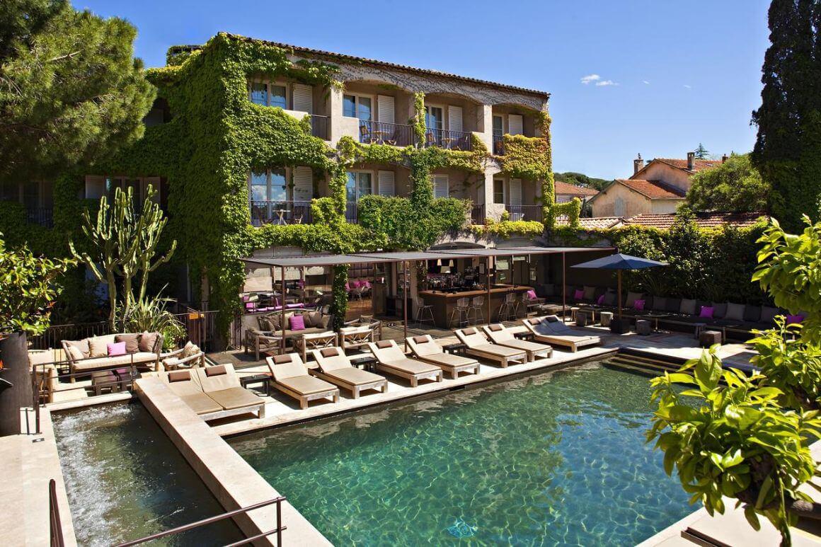 Hotel de Lices Saint Tropez