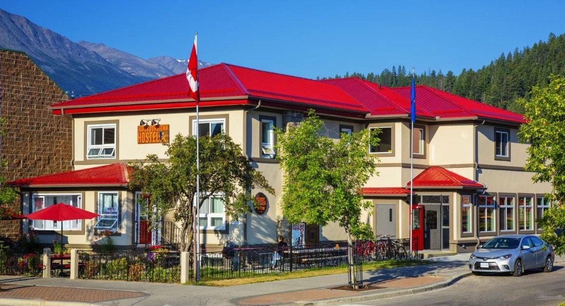 Jasper Downtown Hostel, Jasper National Park 1