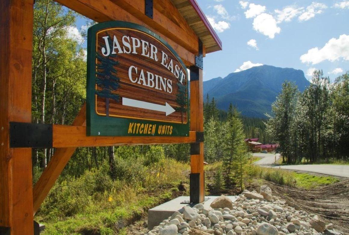 Jasper East Cabins, Jasper National Park 2
