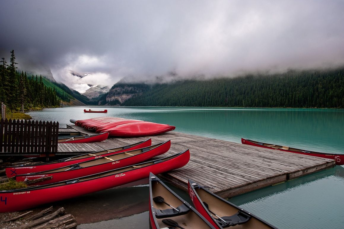 Lake Louise, Where to Stay Jasper National Park 2