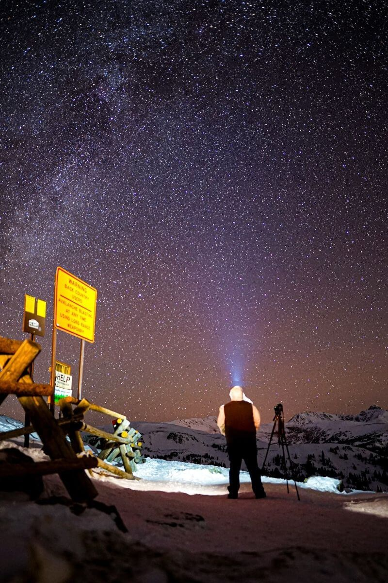Learn Astrophotography in the Rockys Colorado