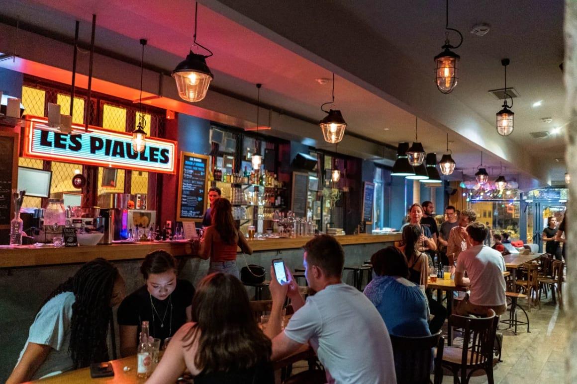 Les Piaules  Party Hostel Paris