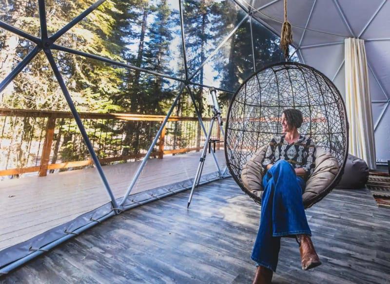 Luxury Sky Dome Montana