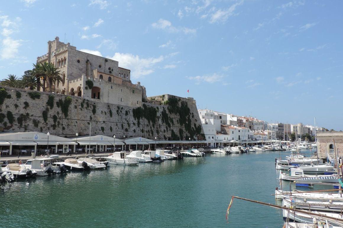 Ciutadella, Menorca 1