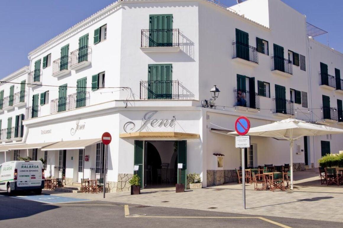 Hotel Jeni and Restaurant, Menorca
