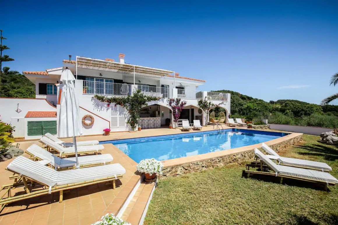 Villa Laura, Menorca