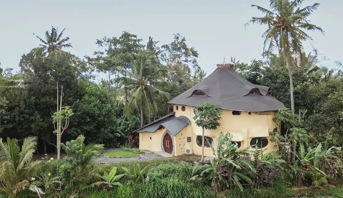 Nautilus Treehouse in Ubud