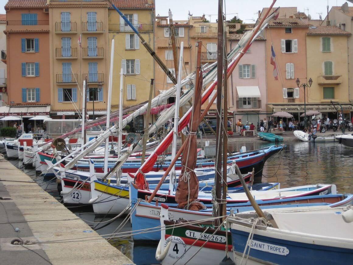 Old Town Saint Tropez